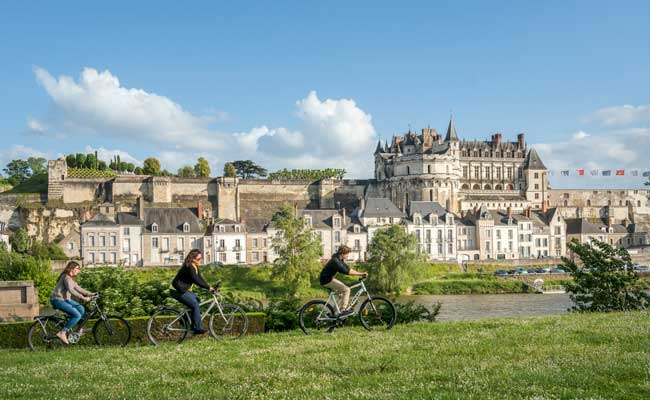 Loire: The best easy cycling routes in Europe