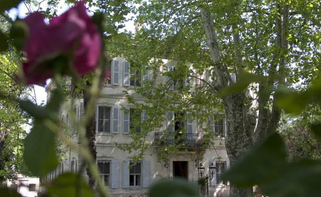 Le Chateau des Alpilles