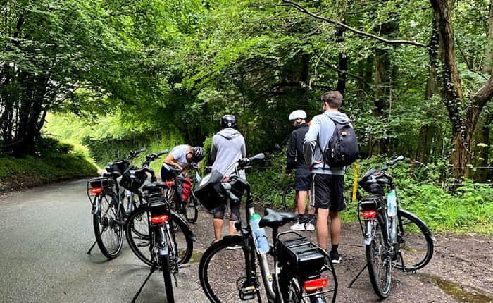 Sussex cycling routes