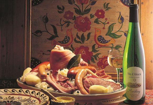 Alsatian cuisine - Textbox Image