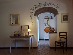 Assisi Living Area