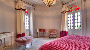 Aubigny Tower Bedroom