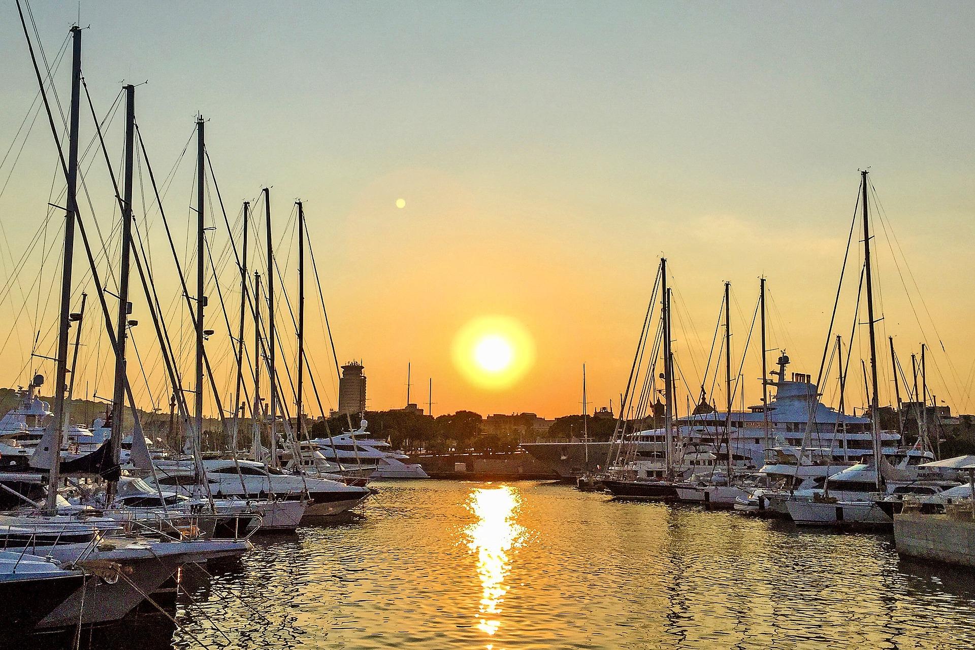 Catalonia harbour