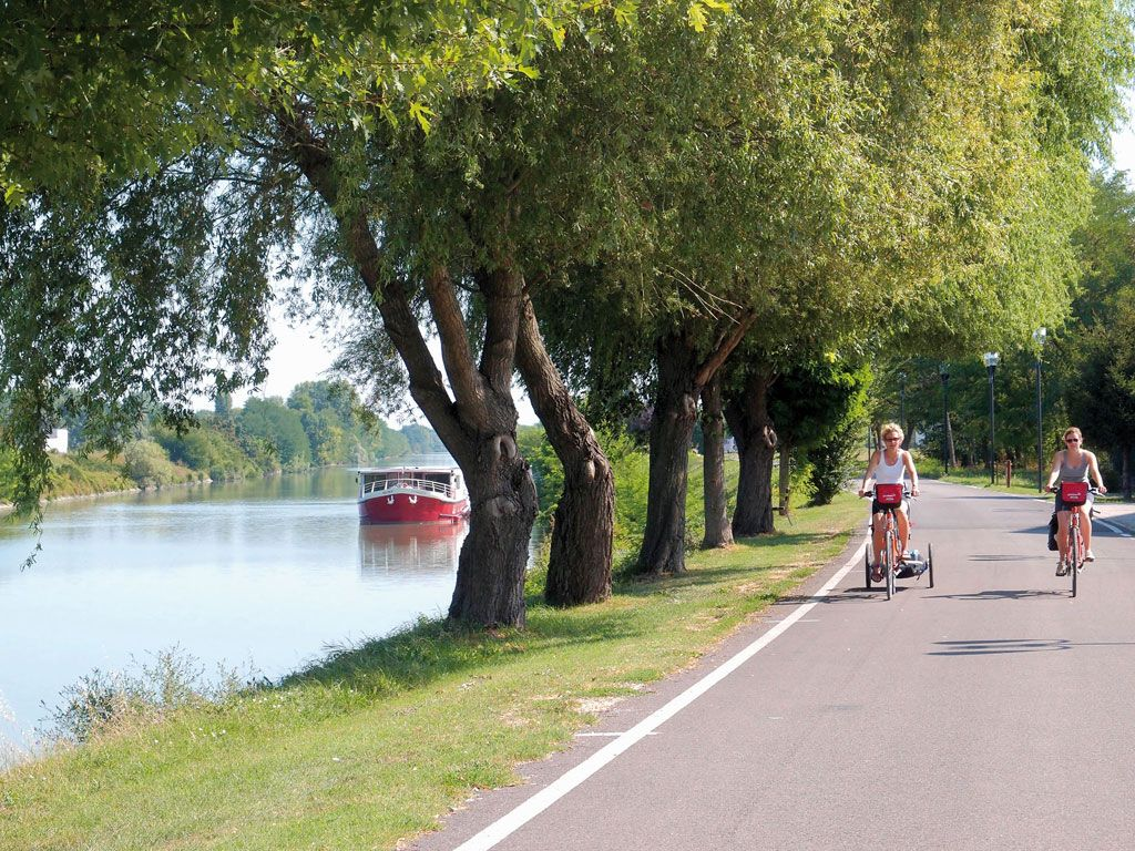 Venice and Mantua bike and Boat tour