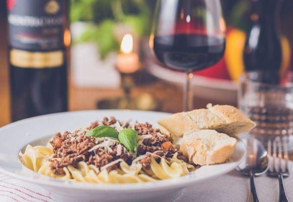 Emilia Romagna cuisine - Textbox Image