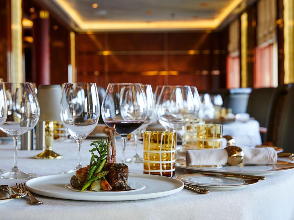 Wonderful dining