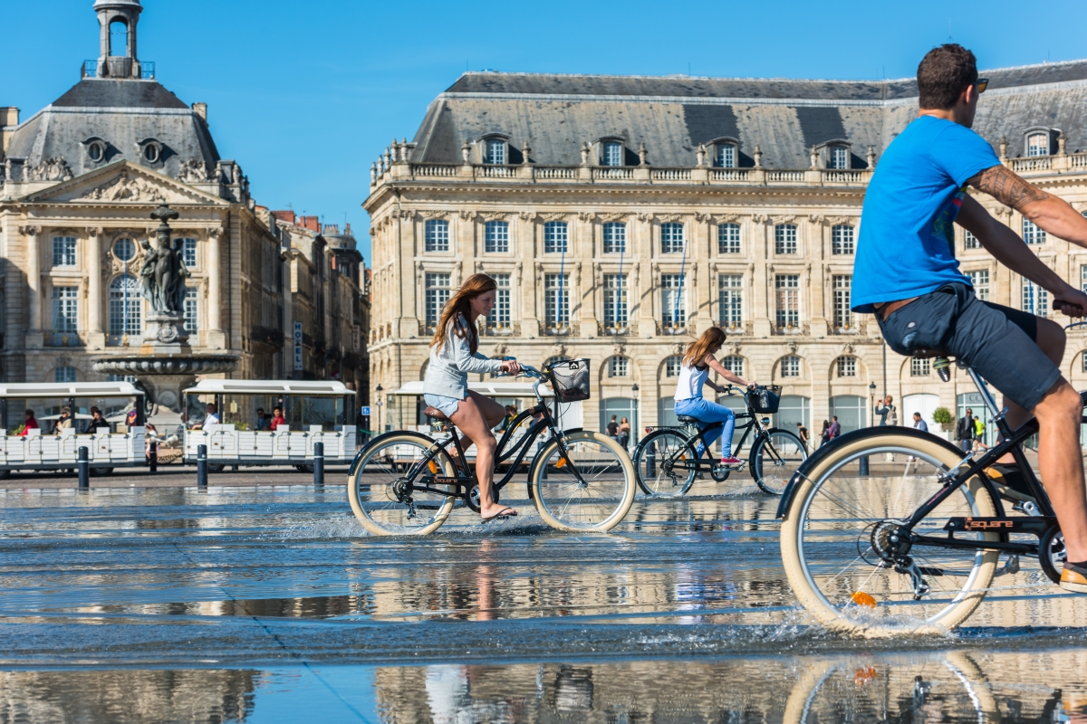 Bordeaux Cycling Holiday