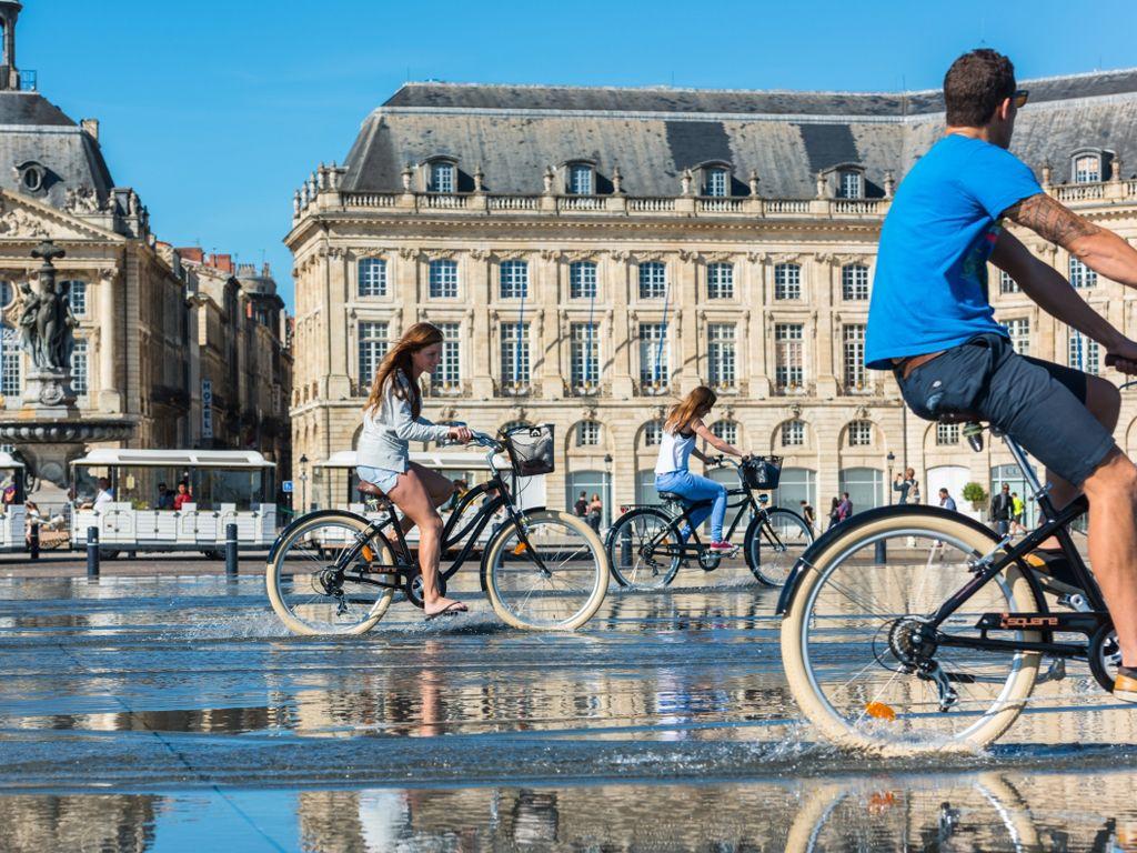 Romantic cycling holidays