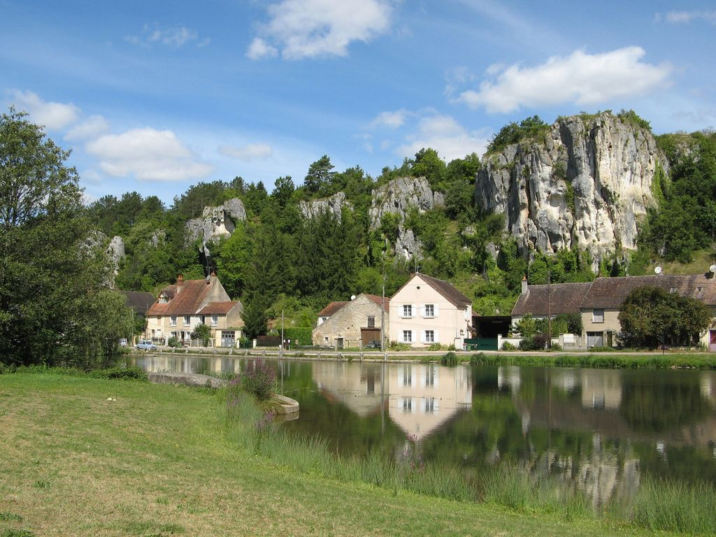 Burgundy's cycle routes France