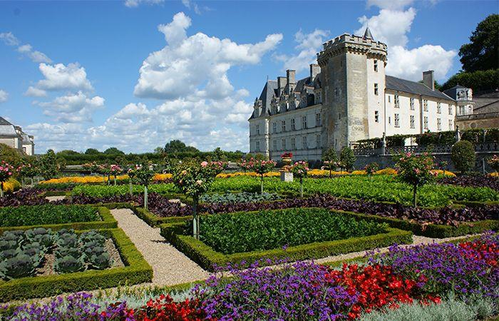 Loire Chateaux