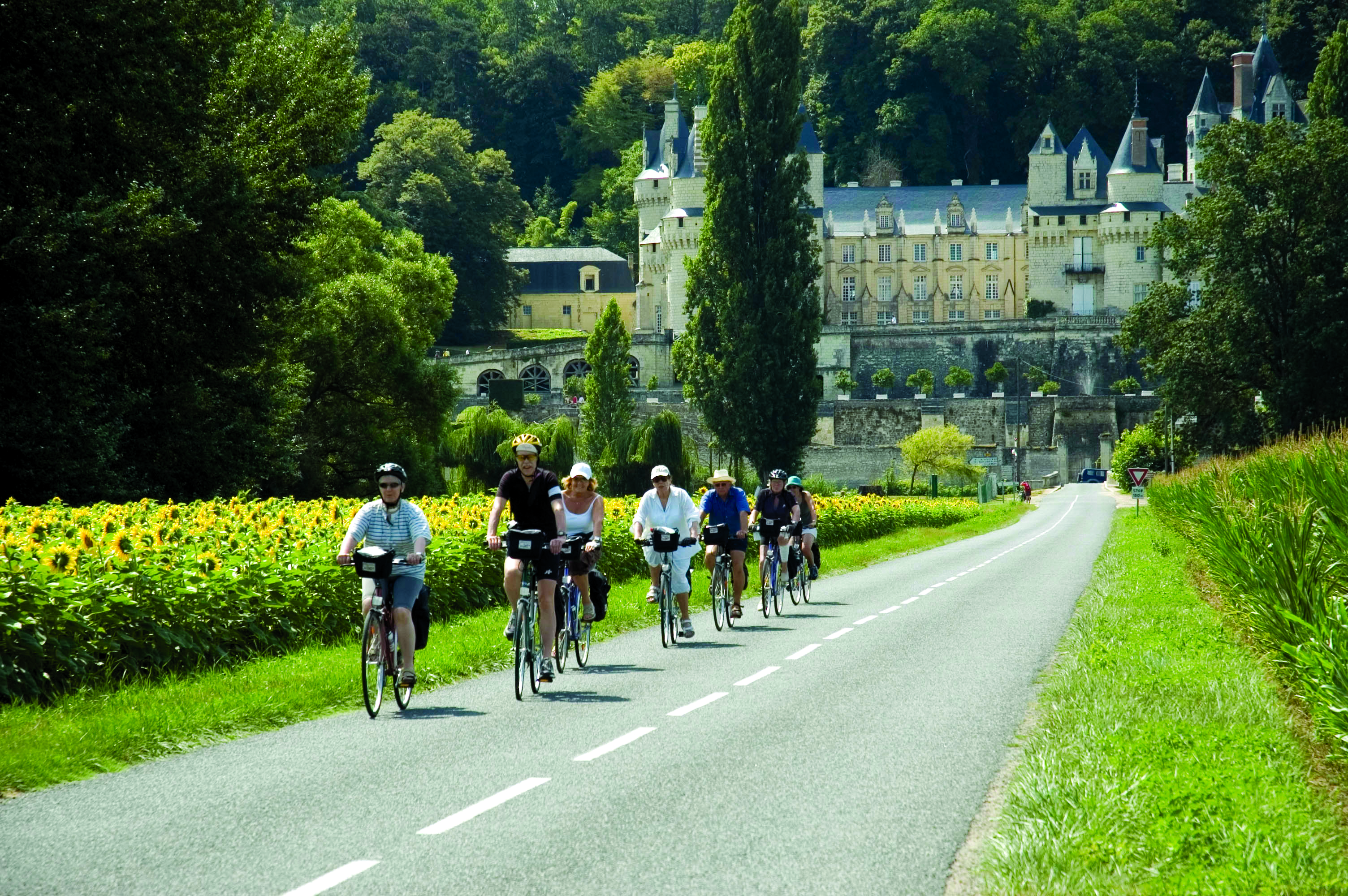 Luxury Cycling Holidays