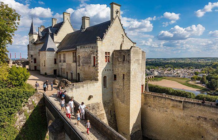 Chateau holidays