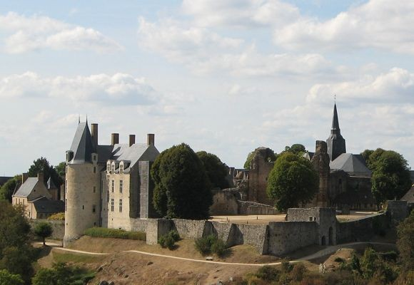 Château-Gontier - Textbox Image
