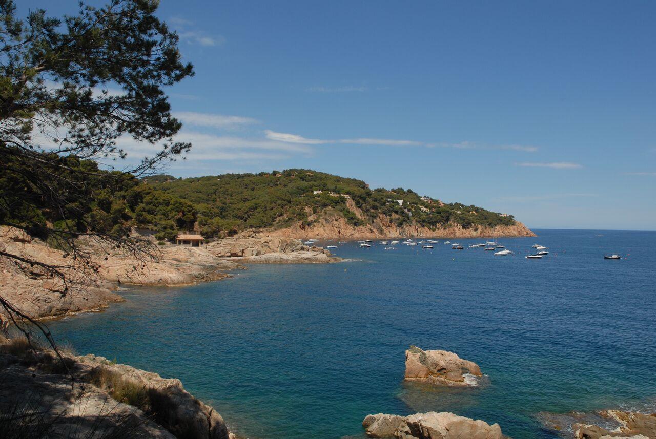 Catalonia-coastline