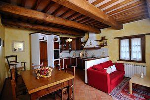 Cortona Living Area