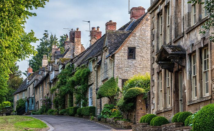 Best cycle routes Cotswolds