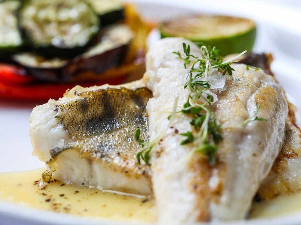 a delicious fish dish