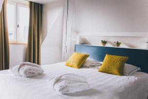 Hotel Castel Bedroom
