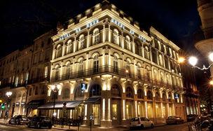 Hotel de Seze Facade