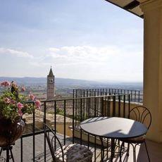 Hotel Ideale Assisi Terrace