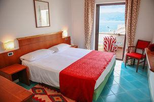 Hotel La Torre Sea View Room