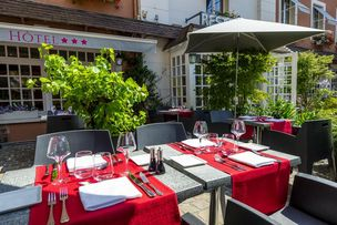 Hotel Le Lion Dinning