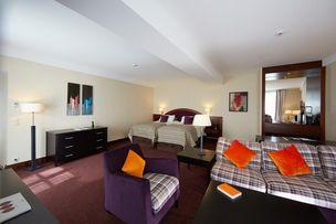 Hotel Le Montrachet Bedroom