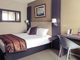 Hotel Mercure Bedroom
