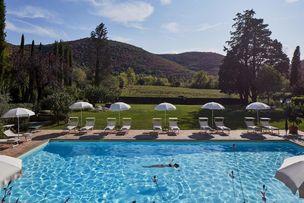 Hotel Piazazzano Pool