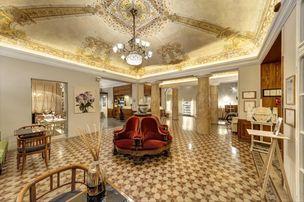 Hotel Vittoria Reception