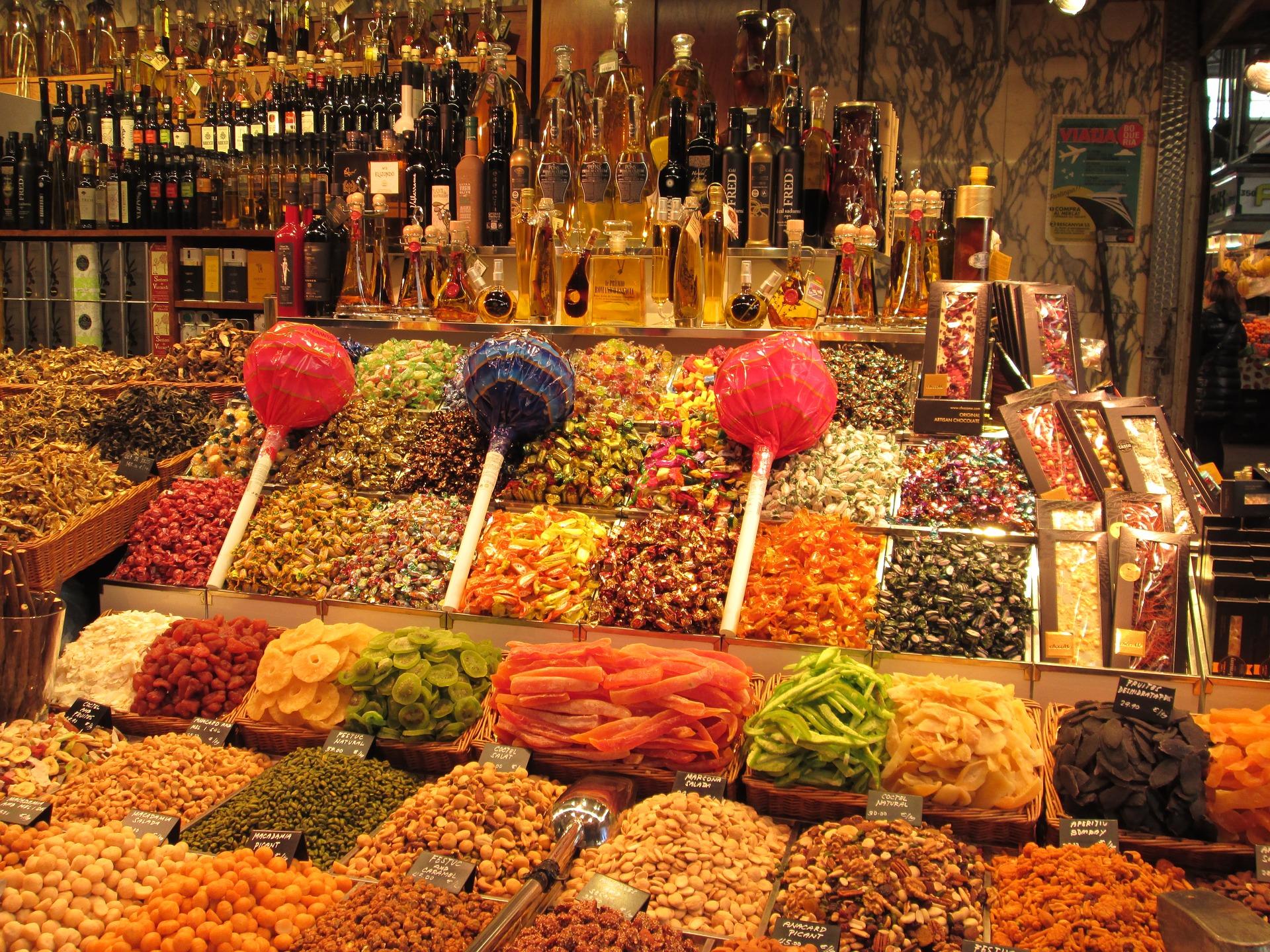 Catalonia-market