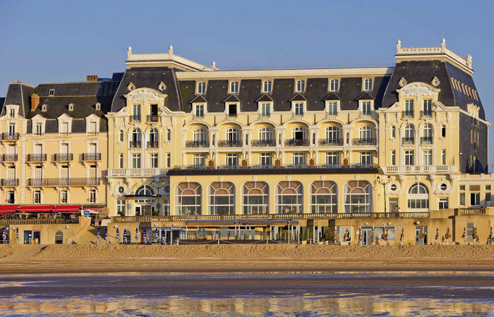 Grand Hotel Cauborg