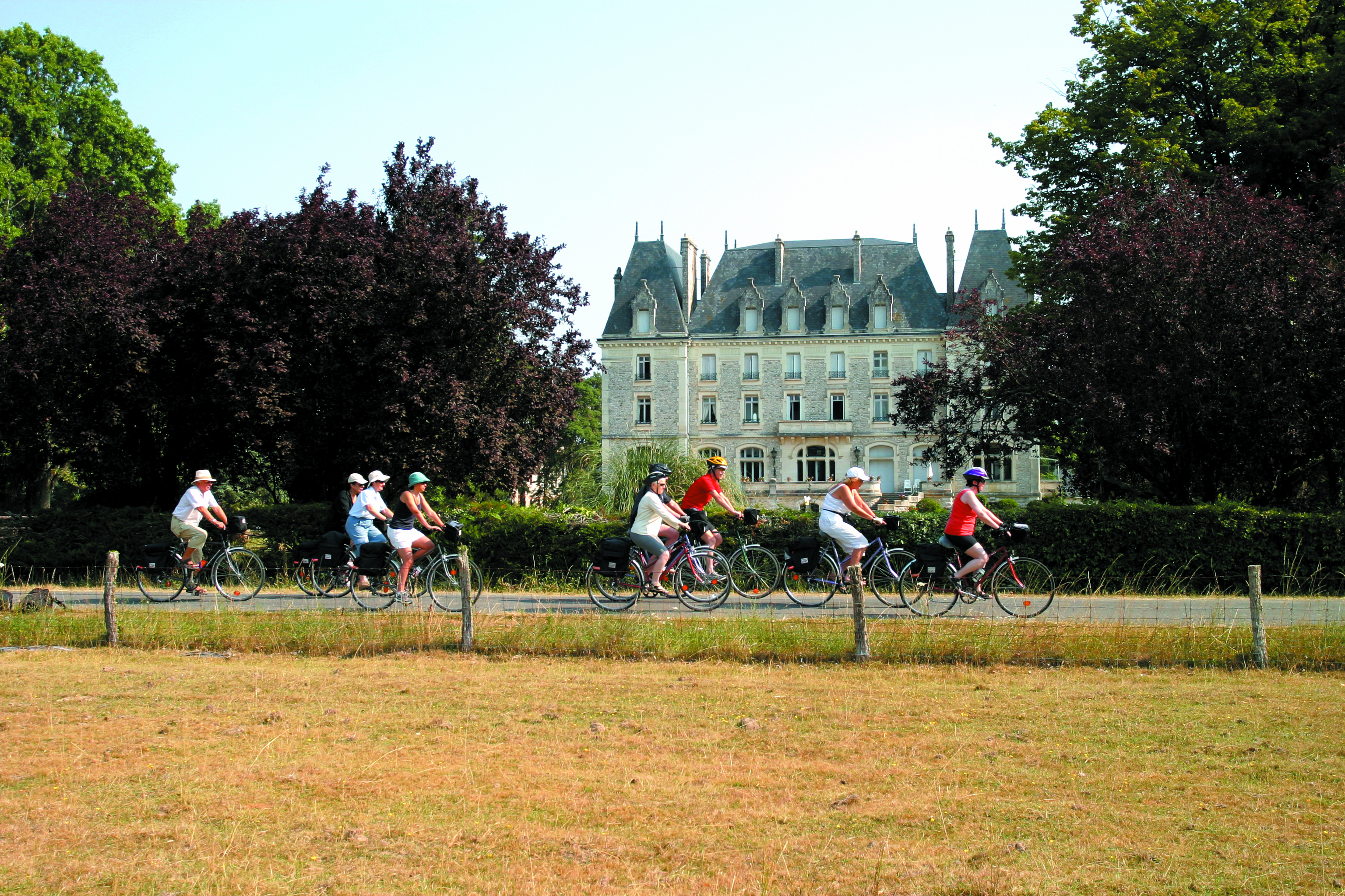 Loire Cycling Holiday