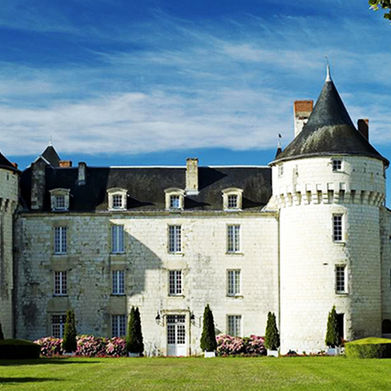 The beauty of the French châteaux