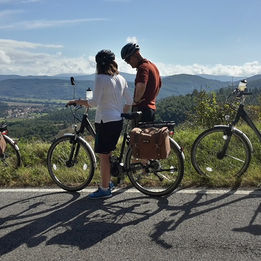 E-Bike | The Tuscan Experience | Guided Group