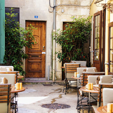 Our favourite restaurants in Provence