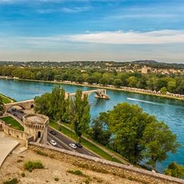 Related Classic | Avignon & Cotes du Rhone| Self-Guided