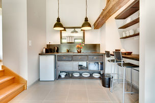 Loft Vignes Kitchen