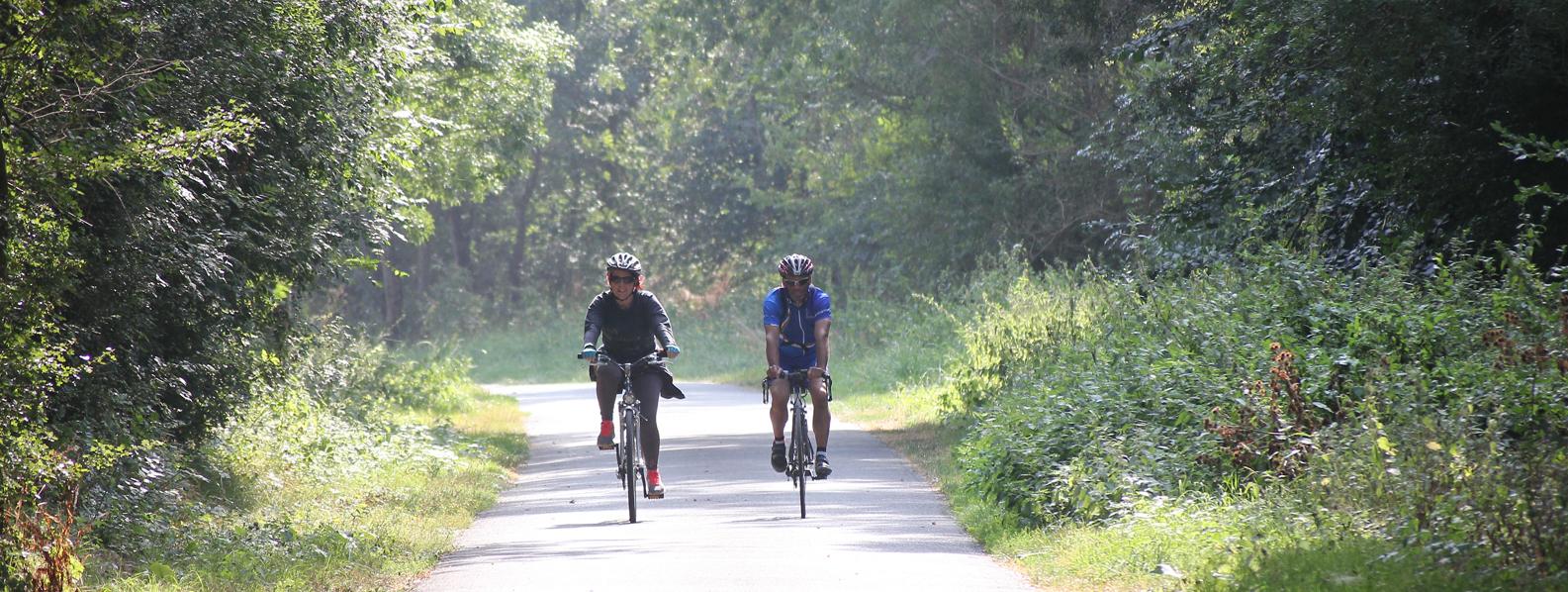 Loire cycling trail