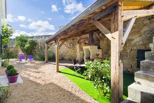 Maison du Pressoir Garden