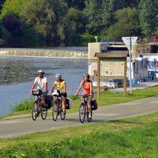Mayenne Cycle Paths