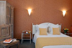 Parc Hotel Bedroom