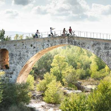 The best easy cycling routes in Europe
