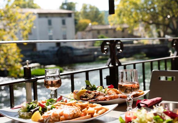 Provençal cuisine - Textbox Image