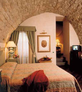 Relais Ducale Hotel Room