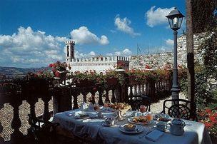 Relais Ducale Hotel Terrace