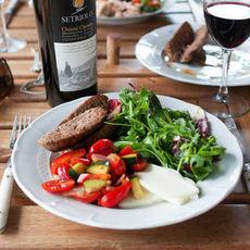 Tuscan Food and Wine