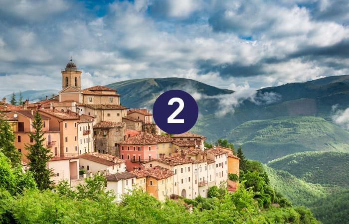 2. Tuscany