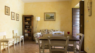 Umbria Living Area