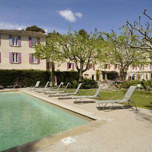 Hotel Montmirail, Gigondas